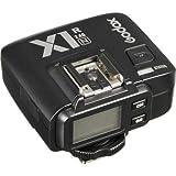 Godox x1r de N 2,4GHz inalámbrico de Hot–Zapatillas de Flash Trigger Receptor D70/D70S/D80/D90/D1200/D300/D300S/D600/D700/D750/D800/D810/D3000Serie D5000Serie/Serie D7000para Nikon DSLR Negro
