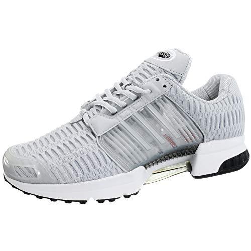 Adidas Clima Cool Grey White Silver Größe EU 36 2/3 - UK 4, Farbe: Grey