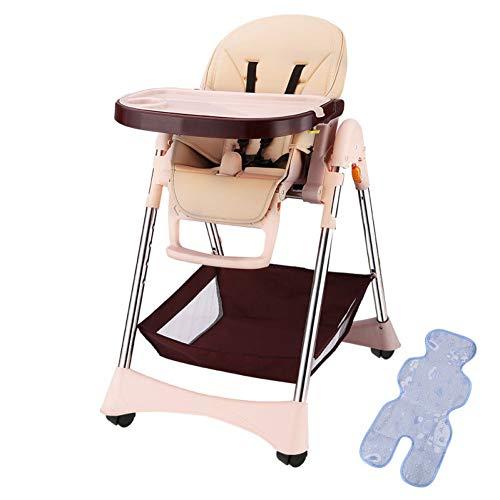 Chaise à manger pour enfants table à manger pour bébé siège portatif siège pliable et multifonctionnelD