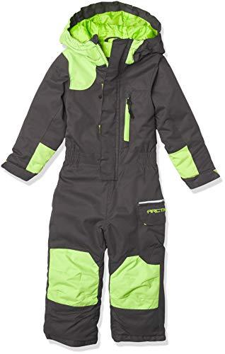 Arctix Kids Dancing Bear Insulated Snow Suit, Charcoal, Large Husky