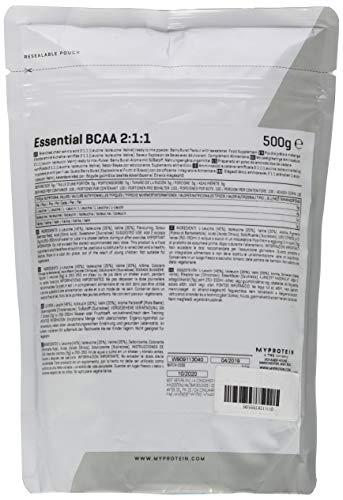 Myprotein BCAA Berry Blast, 1er Pack (1 x 500 g) - 2