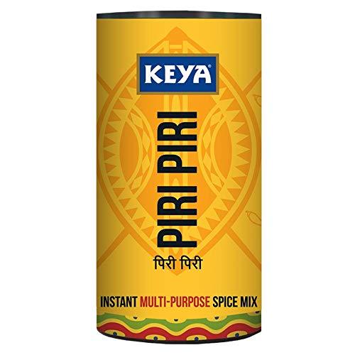 Keya Piri Piri Seasoning 80 grams (2.8 oz) - Vegetarian, India - Instant Multi Purpose Spice Mix