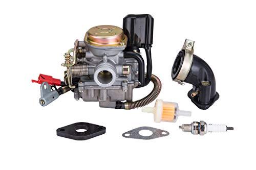 gy6 49cc carburetor - 5