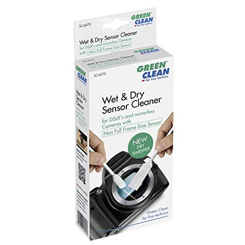 GREEN CLEAN SC-6070 1X4 GREEN CLEAN SENSOR-CLEANER WET + DRY NON FULL SIZE