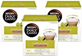 Nescafe Dolce Gusto Coffee Capsules, Skinny Cappuccino, 48 Single Serve Pods, (Makes 24 Cups) 48 Count, 16 Count (Pack of 3)