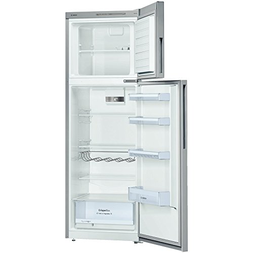 Bosch Serie 4 KDV33VL32 Frigo-congelatore (300 L, SN-T, 7 kg 24h, A++, Scomparto zona fresca), Acciaio inossidabile