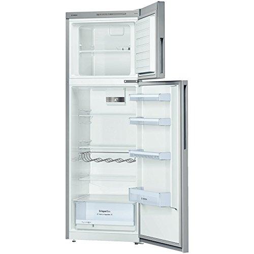 Bosch Serie 4 KDV33VL32 Frigo-congelatore (300 L, SN-T, 7 kg/24h, A++, Scomparto zona fresca),  Acciaio inossidabile