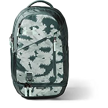 Under Armour Adult Hustle 4.0 Backpack  Seaglass Blue  404 /Seaglass Blue  One Size