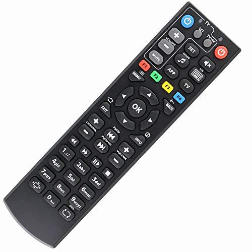 Haihuic Ersatzfernbedienung für Linux TV Box MAG250 MAG254 MAG255 MAG256 MAG257 MAG270 MAG275 MAG350 MAG352 OTT IPTV Set Top Box