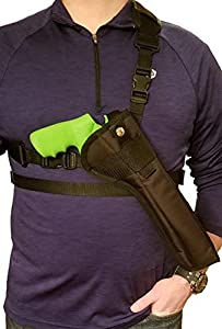 """Silverhorse Holsters Chest/Shoulder Gun Holster 