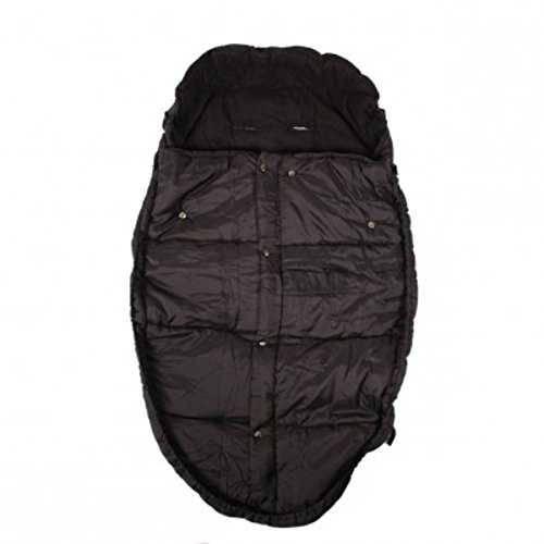 Mountain Buggy Chancelière Sleeping Bag – Noir