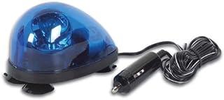 Velleman HAA65B estroboscopio y luz disco Negro, Azul - Accesorio de discoteca (Negro, Azul, 1 lámpara(s), 7 W, 12 V, 190 g, 120 x 65 x 70 mm)