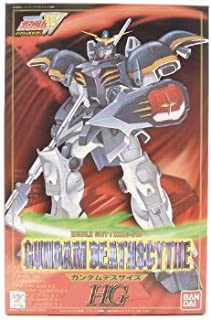 Bandai Hobby #03 1/100 Model W Series Deathscythe High Grade Gundam Action Figure