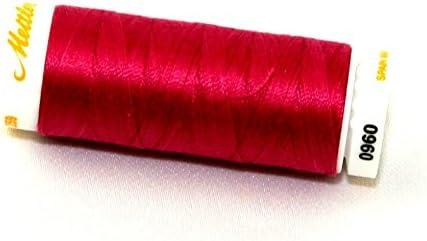 Mettler No 30 Machine Embroidery T List price Fashion Quilting 960 200m Thread