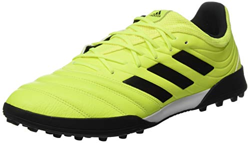 adidas Mens F35507_46 Turf Football Trainers, Aquamarine, EU