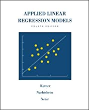 Applied Linear Regression Models- 4th Edition with Student CD (McGraw Hill/Irwin Series: Operations and Decision Sciences)
