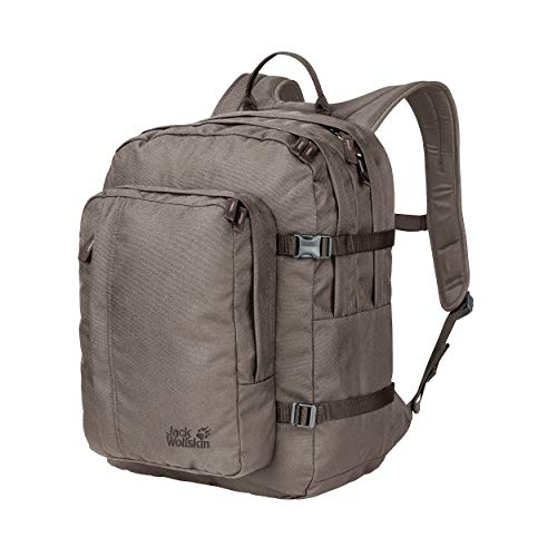 Jack Wolfskin Berkeley Rucksack, Clay, ONE Size
