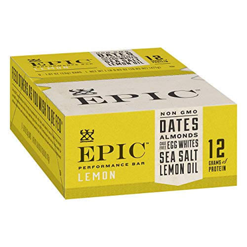 Epic Provisions EPIC Performance Bar