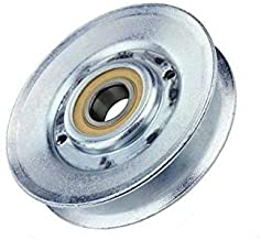 OEM Genuine John Deere AM118447 V-Idler Pulley for Transmission Belt + (Free Two e-Books)