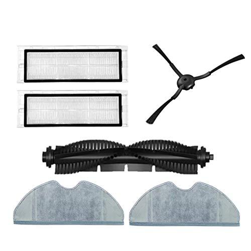 LHHZAL - Cepillo principal para aspiradora robótica 360 S7 Pro, kit de cepillo de repuesto (color: como se muestra)