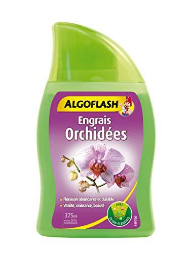 Algoflash - Hydroponische Dünger in violett, Größe 375 ml