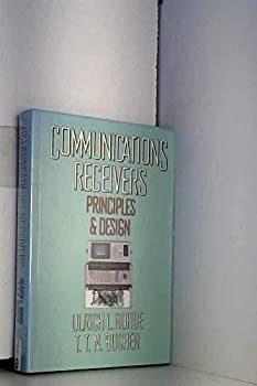 Hardcover Communications Receivers: Principles and Design Book