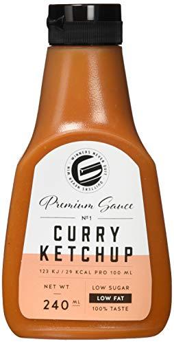Got7 Nutrition Premium Ketchup de Curry Salsa 240 ml