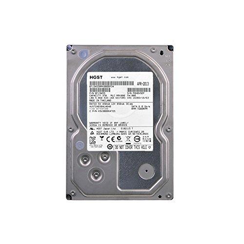 HGST Ultrastar 7K4000 HUS724030ALA640 3TB 64MB Cache 7200RPM SATA III 6.0Gb/s 3.5in Enterprise Internal Hard Drive (Renewed) w/1 Year Warranty