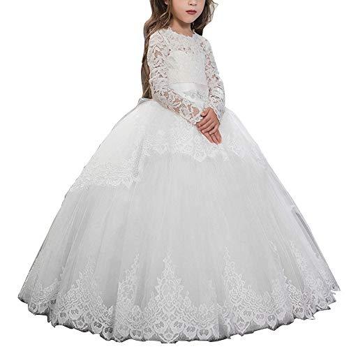 Pageant Flower Girls Dress First Co…