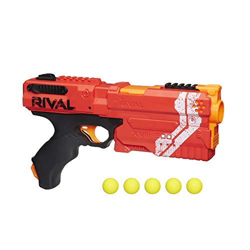 Nerf Rival Kronos with 5 high-impact rounds