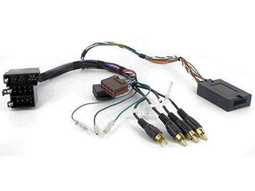 Connects2 adaptateur de commande au volant cAN-bUS pour audi a3/a4/a6/tT