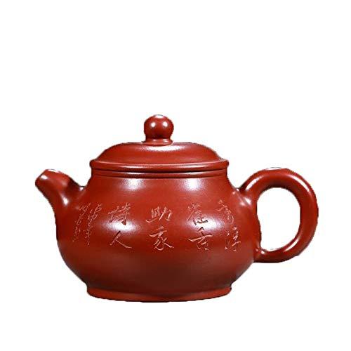 HuiLai Zhang Echte theepot Beroemde Handgemaakte Pan Pot theepot Thee Dahongpao erts Zhuni Grote Rode Tas