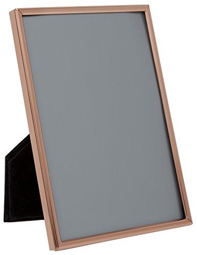 Maturi Bilderrahmen, roségoldfarben, schmaler Rand - 13x18cm