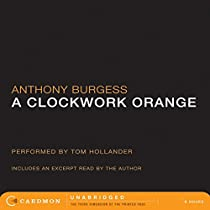 a clockwork orange audiobook com