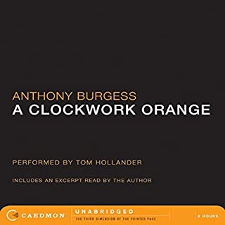 A Clockwork Orange cover art