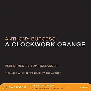 A Clockwork Orange cover art