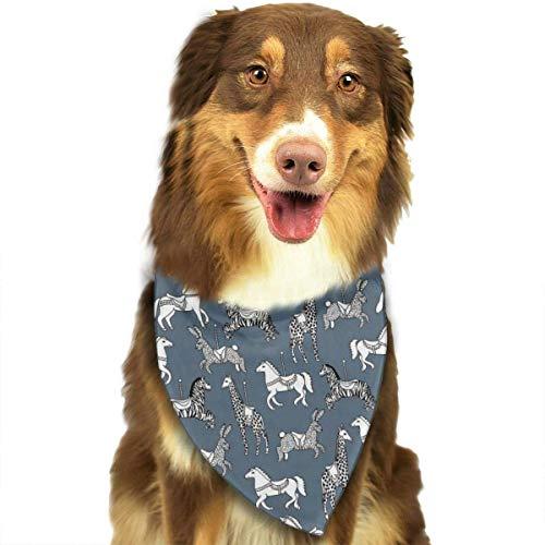 FunnyStar hond Bandana carrousel Payne's grijze sjaals accessoires decoratie voor huisdier katten en puppies