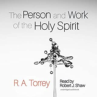 The Person and Work of the Holy Spirit audiobook cover art