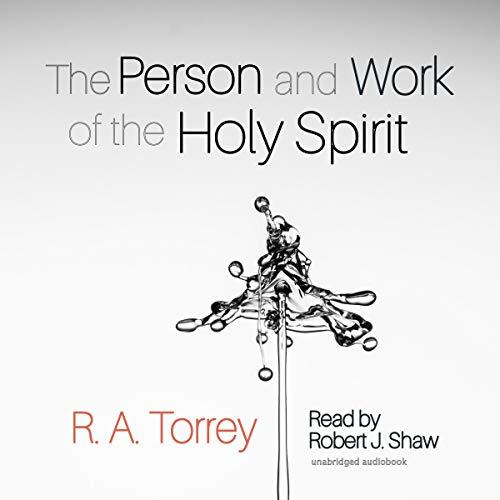 Page de couverture de The Person and Work of the Holy Spirit