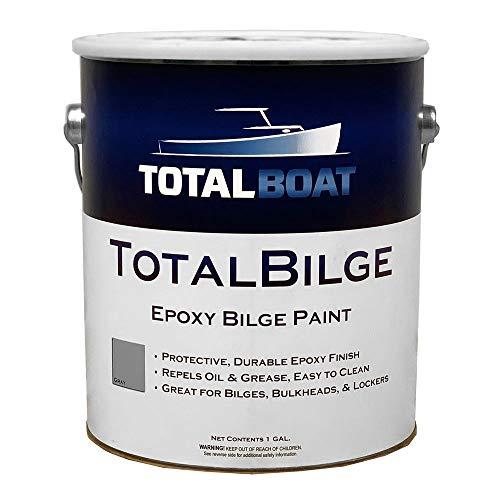 TotalBoat TotalBilge Paint Gray Gallon