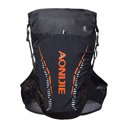 Lixada 18L Zaino per Idratazione Super Leggero Portatile Gilet per la Vescica dell'Acqua in Esecuzione Borsa per L'idratazione per L'arrampicata Maratona Ciclismo