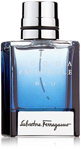 Salvatore Ferragamo Acqua Essenziale Blu Agua de toilette con vaporizador - 30 ml, Negro, Único