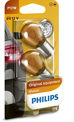 Philips automotive lighting 12496NAB2 Bombillas, 2 piezas