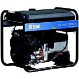 Groupe électrogène SDMO essence triphasé 14,4 kVA TECHNIC 15000 TA C5