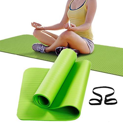 Workout Mat Oefening Mat Gym Mat Voor Thuis Eco Yoga Mat Oefening Mat Dikke Oefening Mat Extra Dikke Reizen Yoga Matten Oefening Matten Voor Thuis