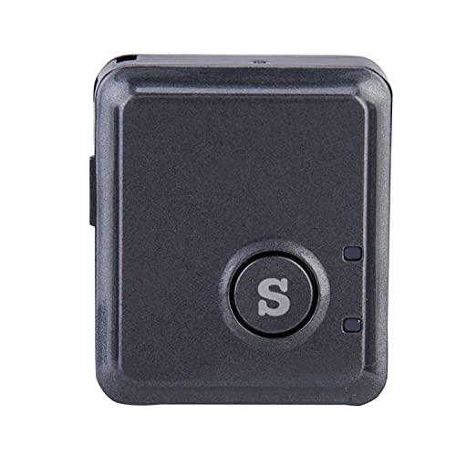 Socobeta Dispositivo de Seguimiento portátil RF-V8S Mini localizador de Coche Multifuncional gsm de Ahorro de energía Resistencia Fuerte
