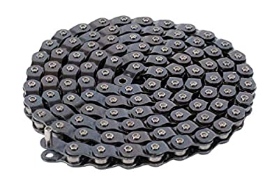 ODYSSEY Bluebird Half Link BMX Chain Black