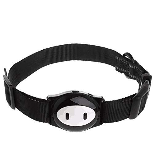 Nirmon 1 Unidad, Localizador de Rastreador GPS para Mascotas, Perros, Gatos, Collar de Seguimiento AntipéRdida, Buscador Inteligente IP67, Impermeable para Actividades Al Aire Libre