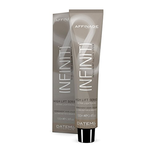 Affinage Infiniti High Lift Arctic Blonde 12.0 Hair Color 3.4 Ounce 100 Milliliters