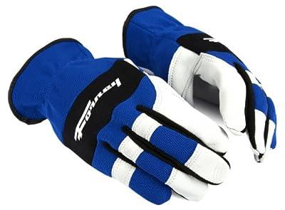 Forney Goatskin Leather Driver Premium Stretchable Men's Gloves